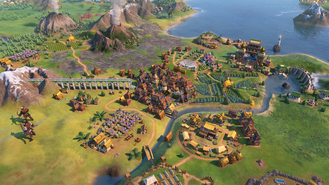 Sid Meier's Civilization® VI: Gathering Storm Screenshot 4