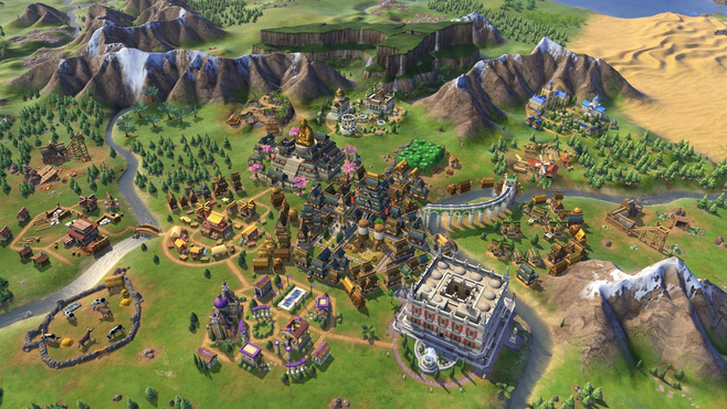 Sid Meier's Civilization® VI: Gathering Storm Screenshot 6