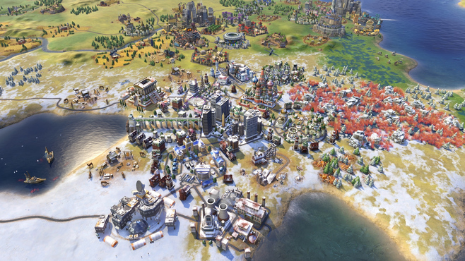 Sid Meier's Civilization® VI: Gathering Storm Screenshot 7