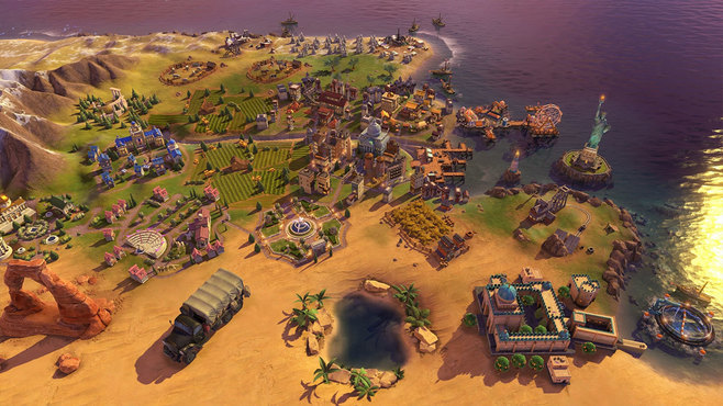 Sid Meier's Civilization® VI: Rise and Fall Screenshot 1