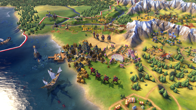 Sid Meier's Civilization® VI: Digital Deluxe Edition Screenshot 2