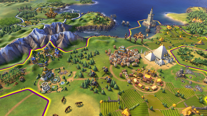 Sid Meier's Civilization® VI: Digital Deluxe Edition Screenshot 3