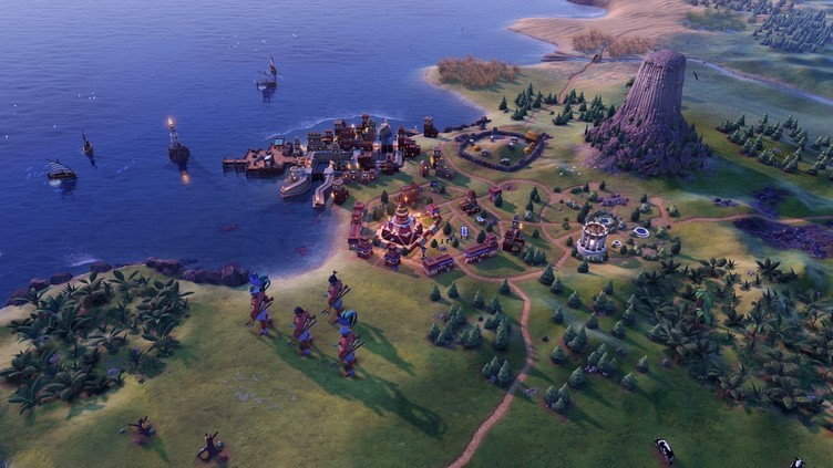 Sid Meier's Civilization® VI: Maya & Gran Colombia Pack Screenshot 1
