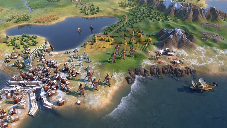 Sid Meier's Civilization® VI: Maya & Gran Colombia Pack Screenshot 2