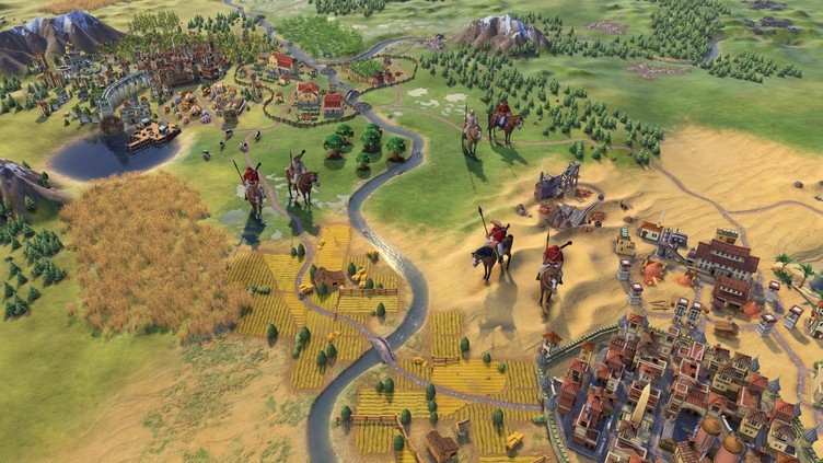 Sid Meier's Civilization® VI: Maya & Gran Colombia Pack Screenshot 4