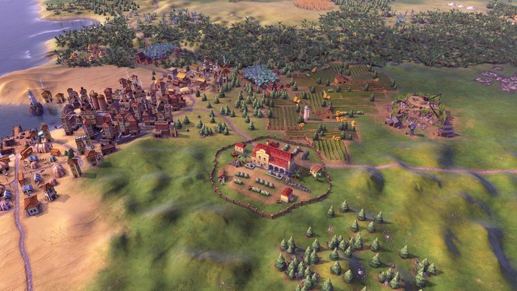 Sid Meier's Civilization® VI: Maya & Gran Colombia Pack Screenshot 5