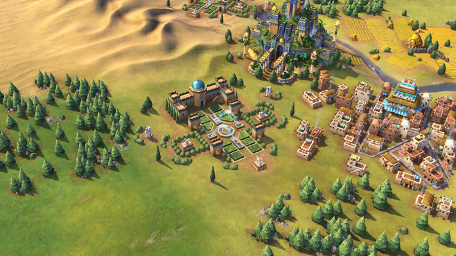 Sid Meier's Civilization® VI - Persia and Macedon Civilization & Scenario Pack Screenshot 4