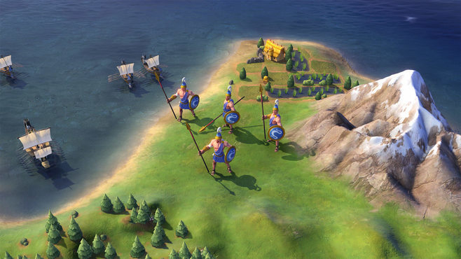 Sid Meier's Civilization® VI - Persia and Macedon Civilization & Scenario Pack Screenshot 6