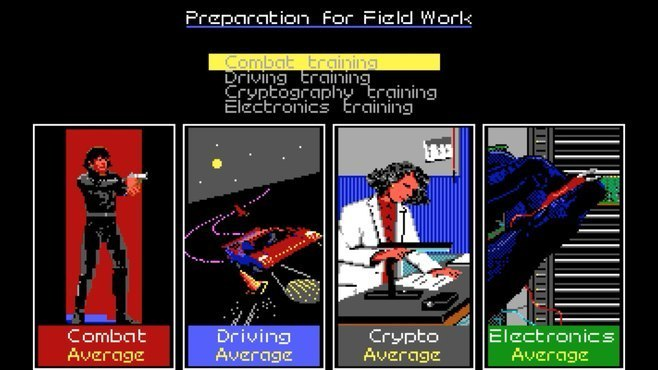 Sid Meier's Covert Action Screenshot 2