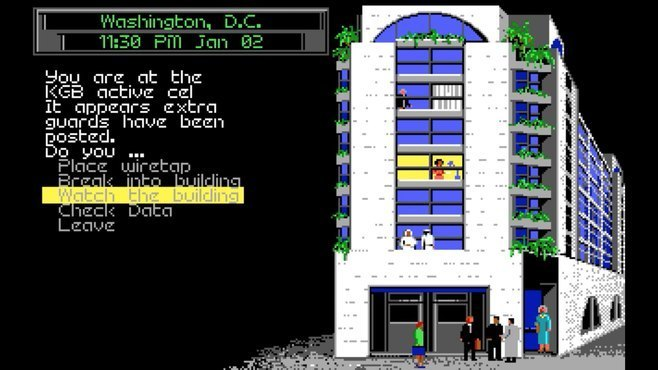 Sid Meier's Covert Action Screenshot 7
