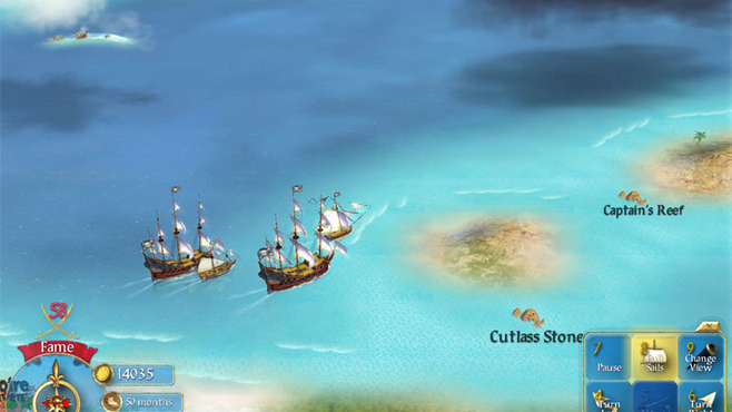 Sid Meier's Pirates! Screenshot 5