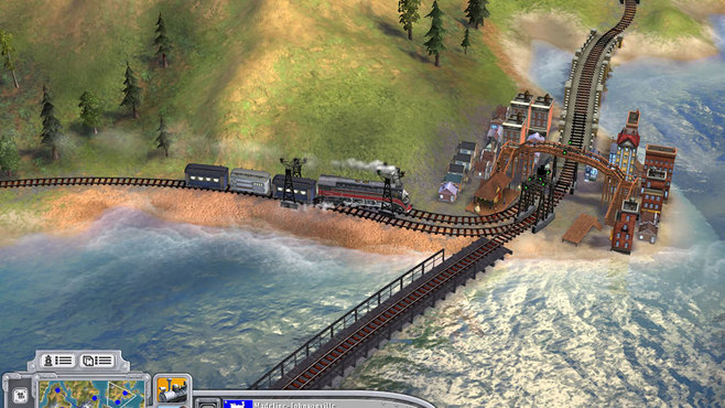 Sid Meier's Railroads! Screenshot 4