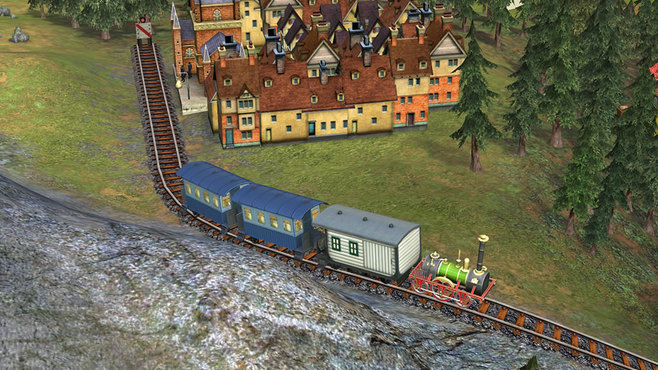 Sid Meier's Railroads! Screenshot 6