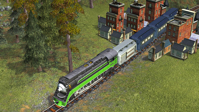 Sid Meier's Railroads! Screenshot 7