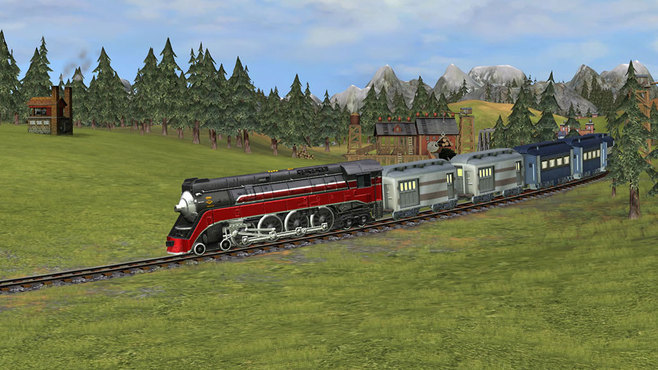 Sid Meier's Railroads! Screenshot 8