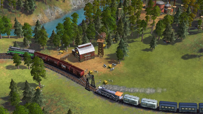 Sid Meier's Railroads! Screenshot 9