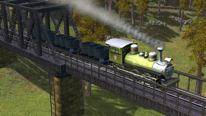 Sid Meier's Railroads! Screenshot 11