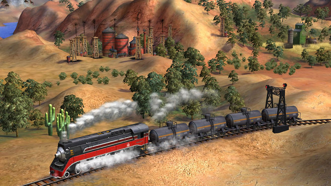 Sid Meier's Railroads! Screenshot 5