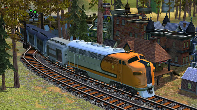 Sid Meier's Railroads! Screenshot 10