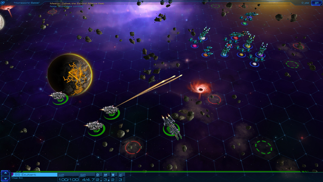 Sid Meier's Starships Screenshot 4