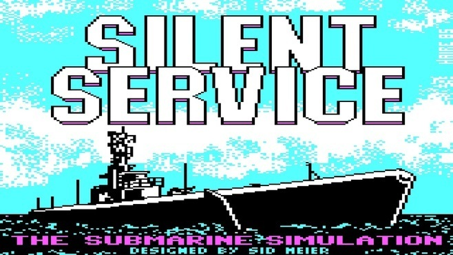 Silent Service Screenshot 2