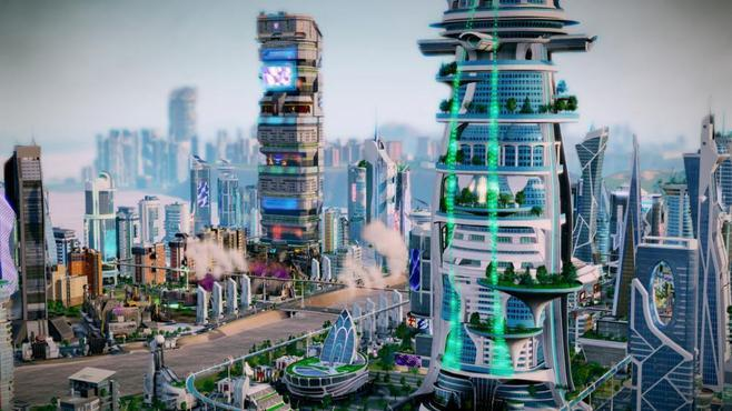 SimCity: Cities of Tomorrow Screenshot 7