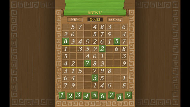 Simply Sudoku Screenshot 2