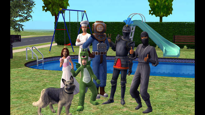 The Sims 2 Super Collection Screenshot 2