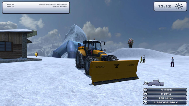 Ski Region Simulator 2012 Screenshot 1