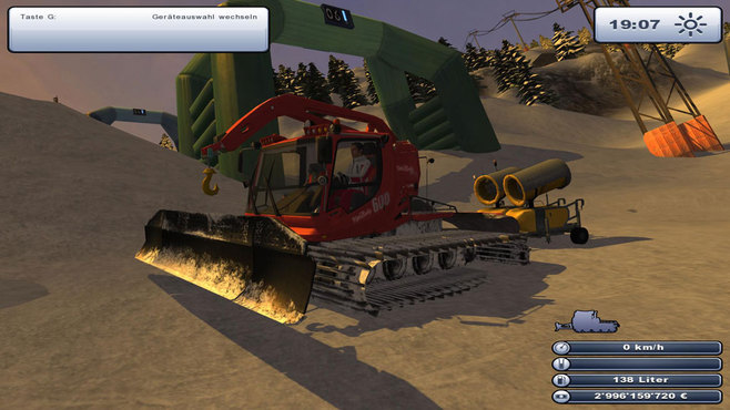 Ski Region Simulator 2012 Screenshot 2