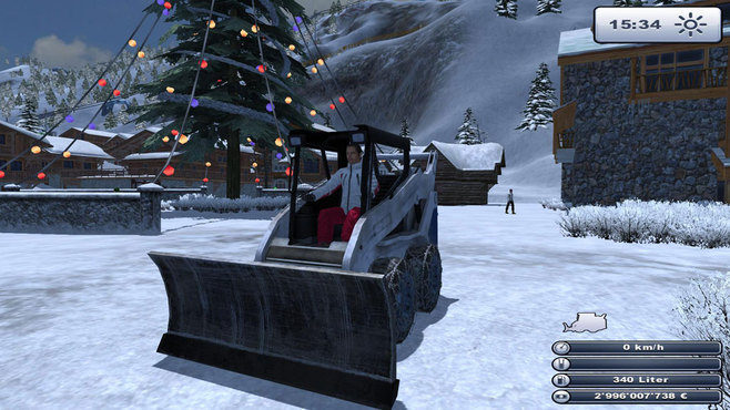 Ski Region Simulator 2012 Screenshot 4