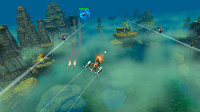 Sky to Fly: Soulless Leviathan Screenshot 1