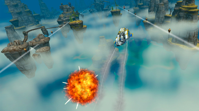 Sky to Fly: Soulless Leviathan Screenshot 3