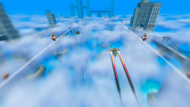 Sky to Fly: Soulless Leviathan Screenshot 4