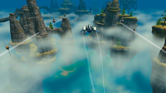 Sky to Fly: Soulless Leviathan Screenshot 5