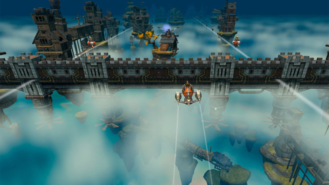 Sky to Fly: Soulless Leviathan Screenshot 8