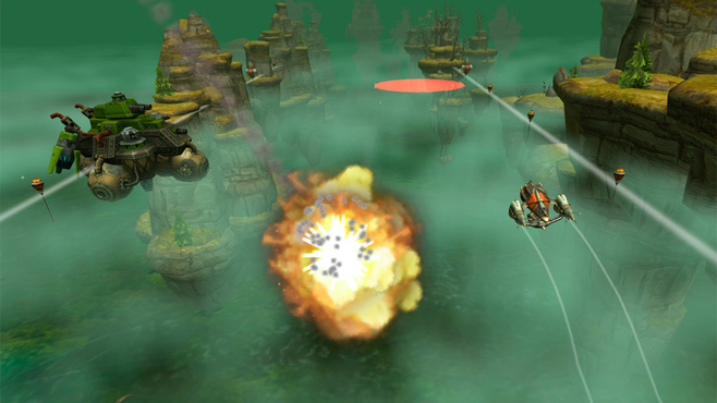 Sky to Fly: Soulless Leviathan Screenshot 9