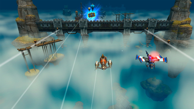 Sky to Fly: Soulless Leviathan Screenshot 10