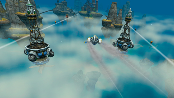Sky to Fly: Soulless Leviathan Screenshot 11