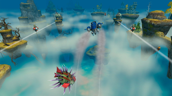 Sky to Fly: Soulless Leviathan Screenshot 12