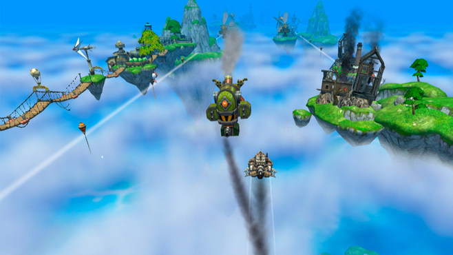 Sky to Fly: Soulless Leviathan Screenshot 13