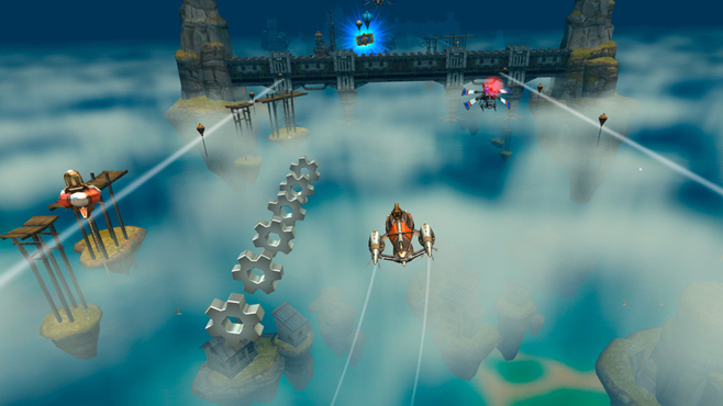 Sky to Fly: Soulless Leviathan Screenshot 14