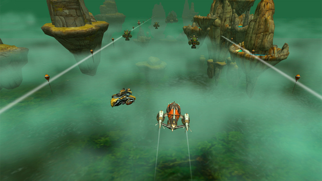 Sky to Fly: Soulless Leviathan Screenshot 15