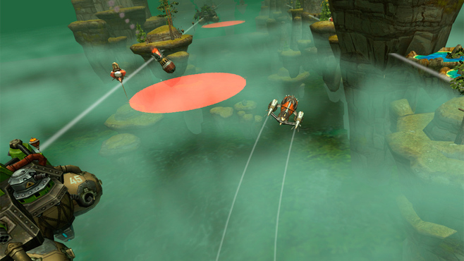 Sky to Fly: Soulless Leviathan Screenshot 16