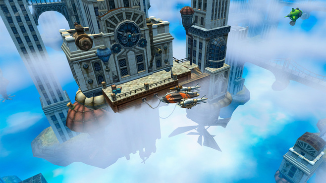 Sky to Fly: Soulless Leviathan Screenshot 17