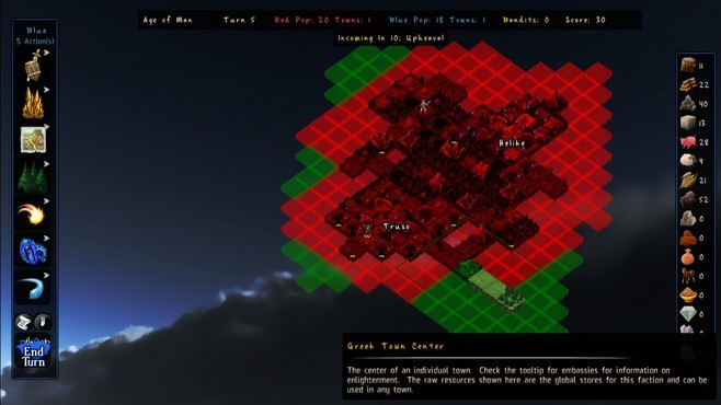 Skyward Collapse Screenshot 1