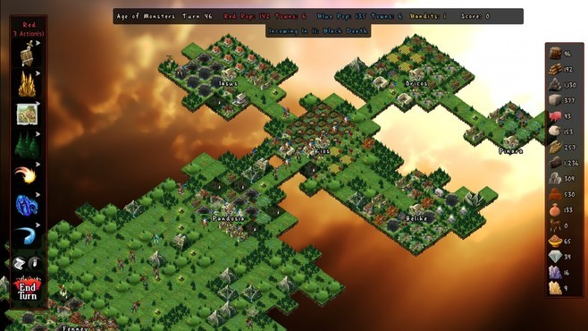 Skyward Collapse Screenshot 3