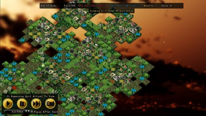 Skyward Collapse Screenshot 11