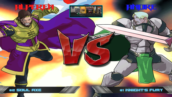 Slashers: The Power Battle Screenshot 1