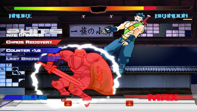 Slashers: The Power Battle Screenshot 3